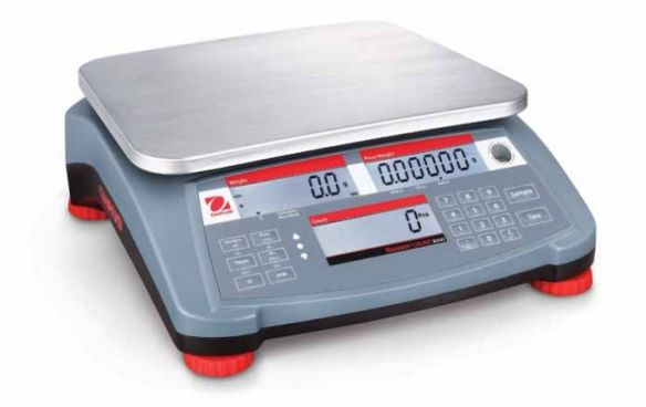 OHAUS OHAUS OHAUS RANGER 3000 COUNT RC31P15 (zakres 15kg, odczyt 0,5g, szalka 225x300mm)