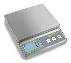 Bench scale 0,1 g : 500 g